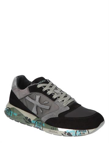 Premiata Zac-Zac Black Grey