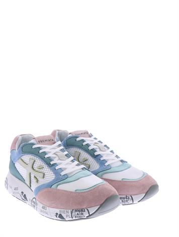Premiata Zac Zac-D Green White