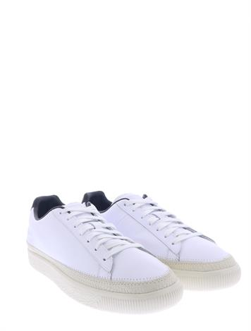Puma Basket Trim Whisper White