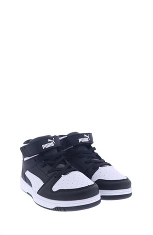 Puma Rebound Lay-Up Black White