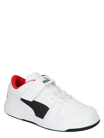 Puma Rebound Lay Up White Black