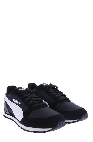 Puma St Runner V2 Black White