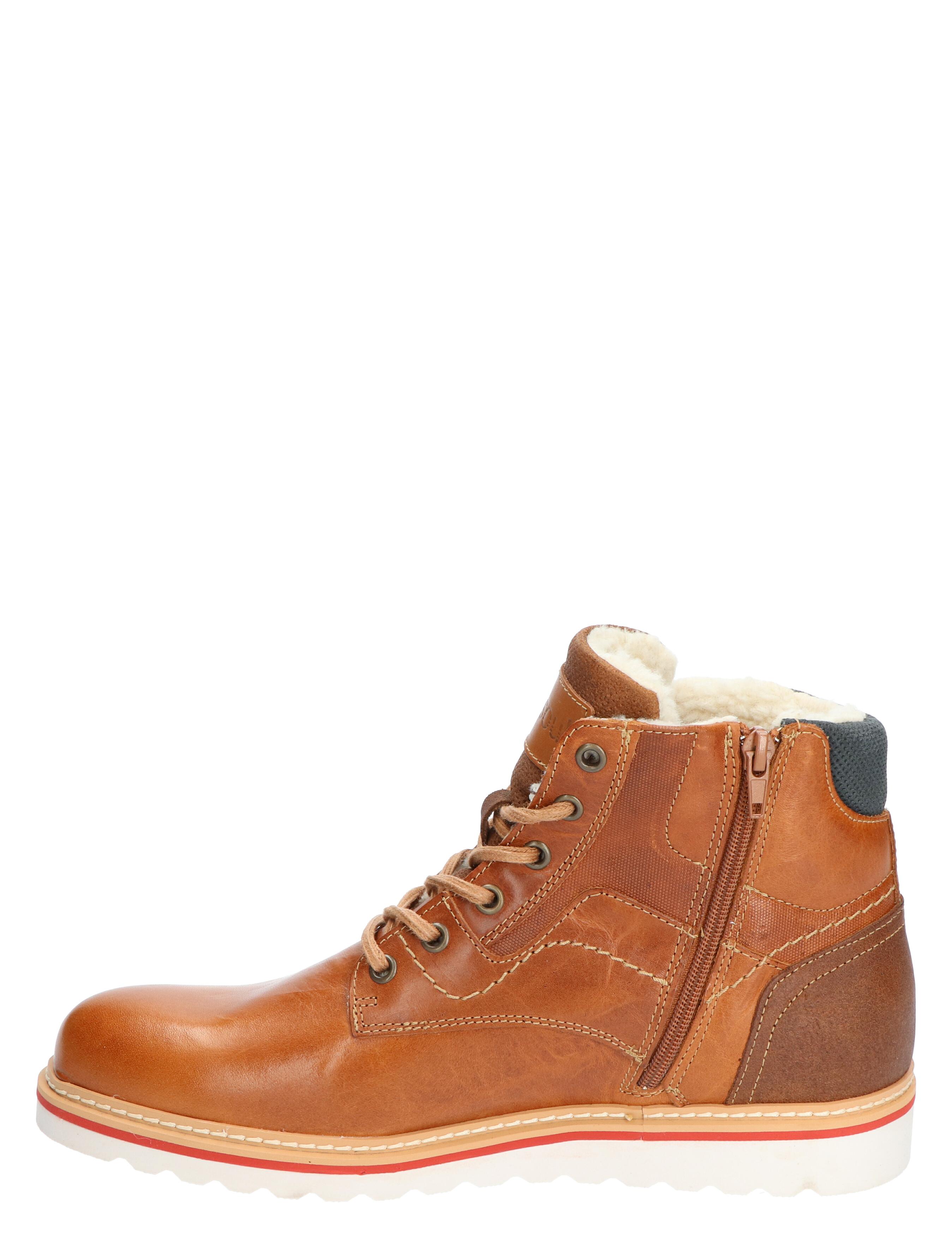 Rapid Soul Leonardo Cognac Veter boots