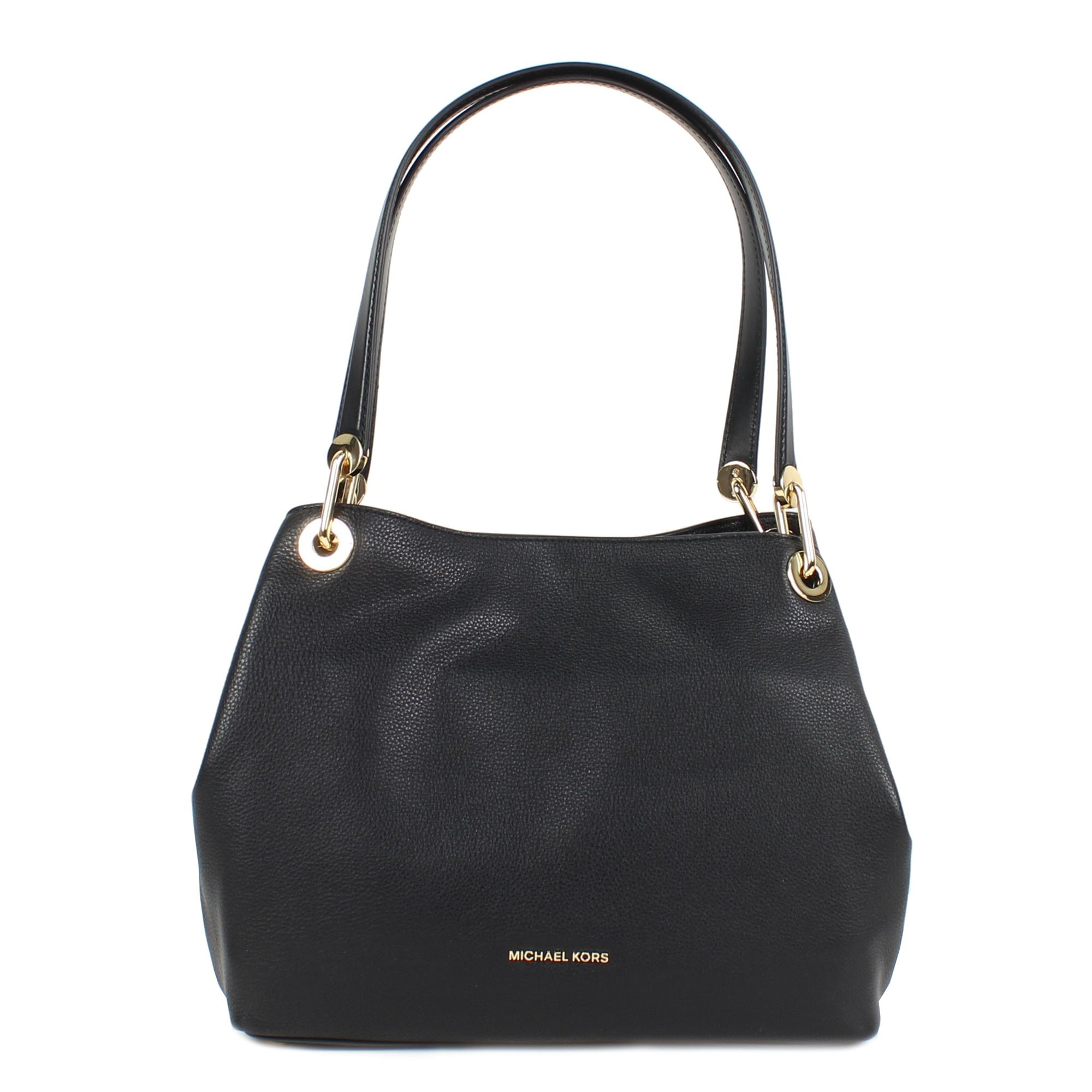 Michael KorsRaven Large Shoulder Tote Black