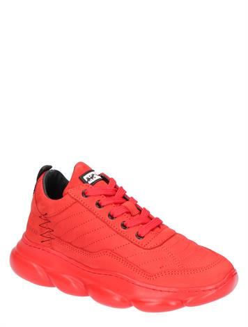 Red-Rag 13333 424 Red Nubuck