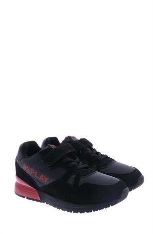 Replay Kan JZ290001L 0178 Black Red