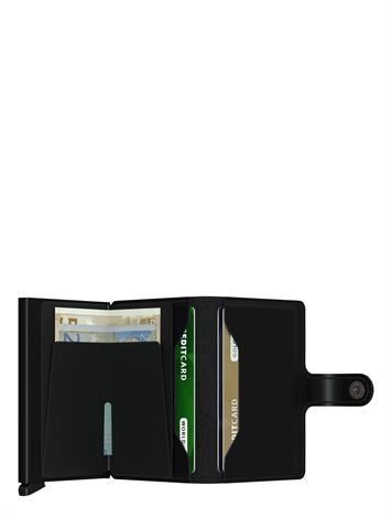 Secrid Mini Wallet Matte Black