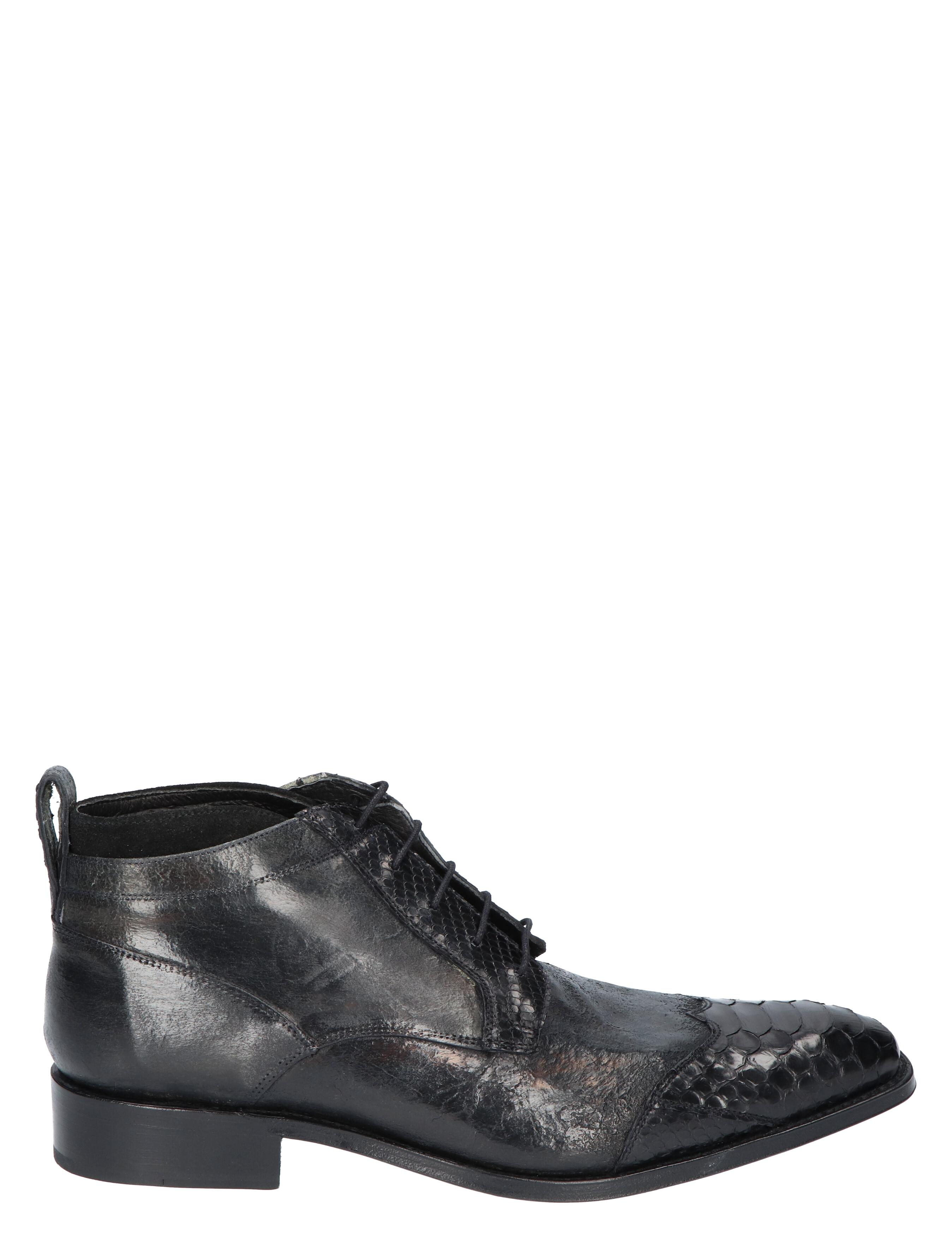 Sendra 10955 Piton Barr Negro Veter boots