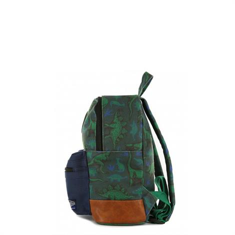Shoesme BAG9A035 Green Dino Print
