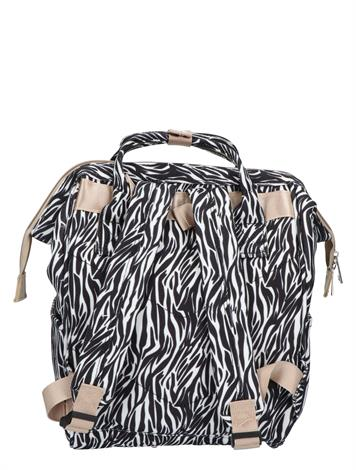 Shoesme Bag9A040 Allover Zebraprint