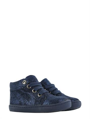 Shoesme FL21W001-B Blue Metallic