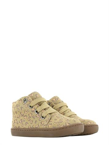 Shoesme FL21W001-G Beige Hearts