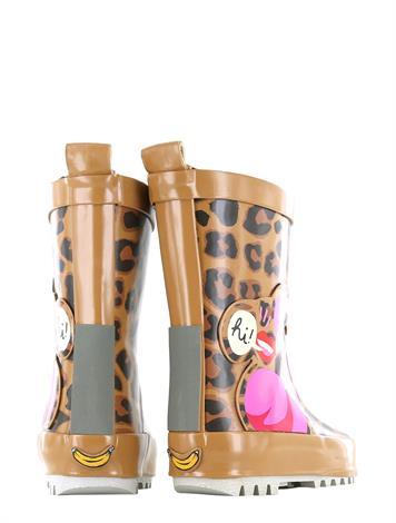 Shoesme Go Bananas Flamingo Leopardo