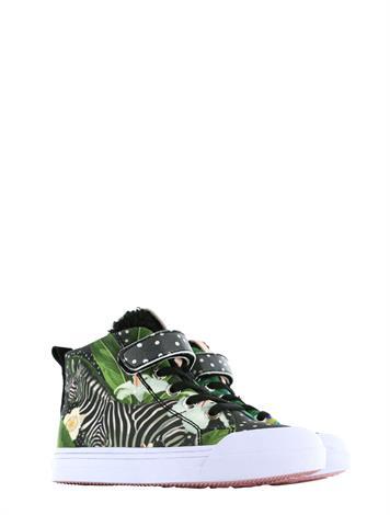 Shoesme Go Bananas MagicZebra Zebra Print