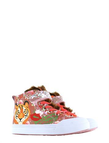 Shoesme Go Bananas Tiger Tiger Print