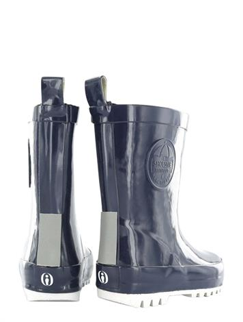 Shoesme RB7A092-B Donkerblauw + Fleece Sock