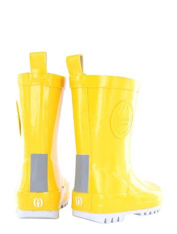 Shoesme RB7A092-C Geel + Fleece Sock