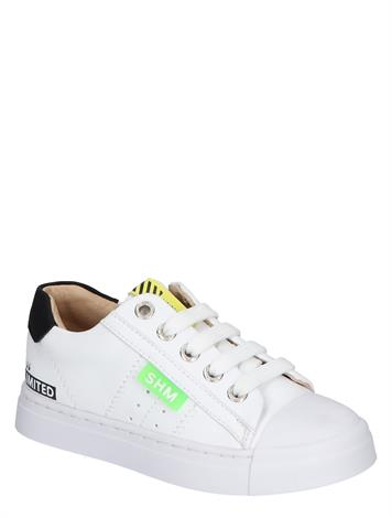 Shoesme SH21S015 B White Black