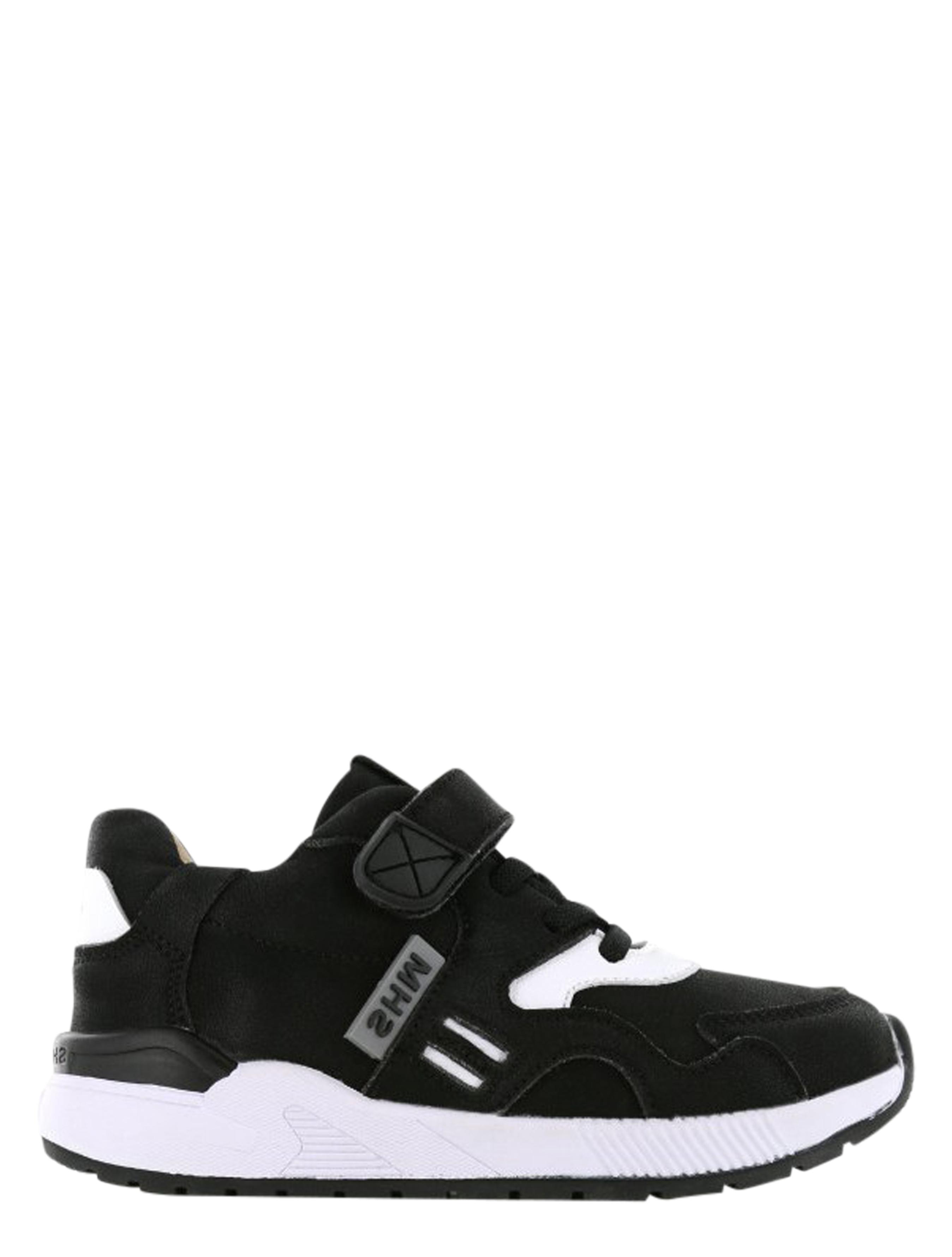 Shoesme ST21W015-A Black White Sneakers