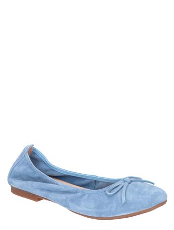 Si Kaylee Light Blue Suede