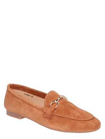 Si Mexy Brown Suede