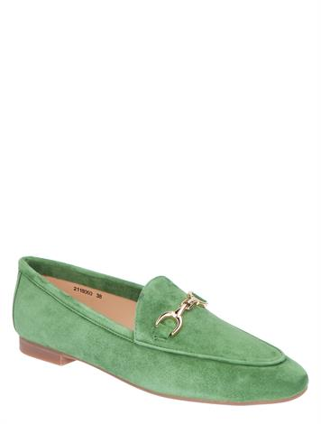 Si Mexy Green Suede