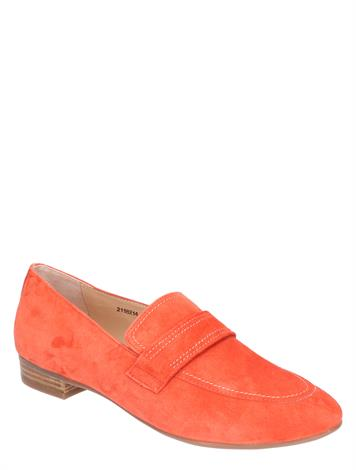 Si Minon Coral Seep Suede