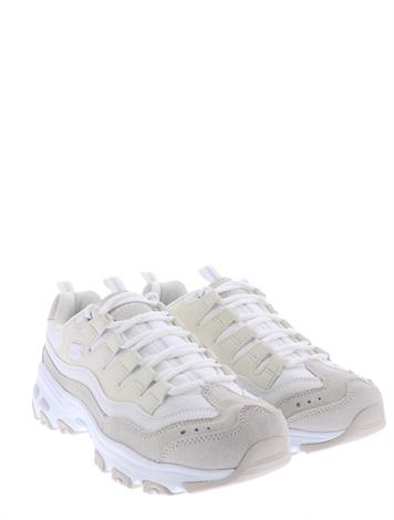 Skechers 13141 White Natural
