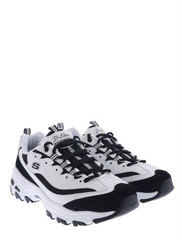 Skechers 13148 White Black