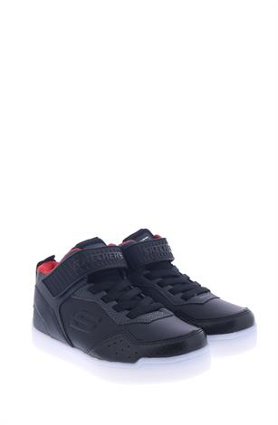 Skechers 90613 Black Red