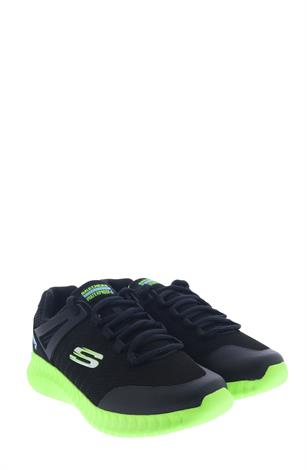 Skechers 97893 Black Green