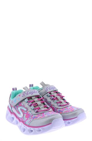Skechers Heart Lights Pink