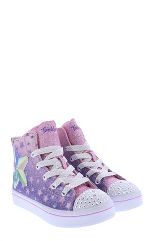 Skechers Twi-Lites Starry Gem Purple