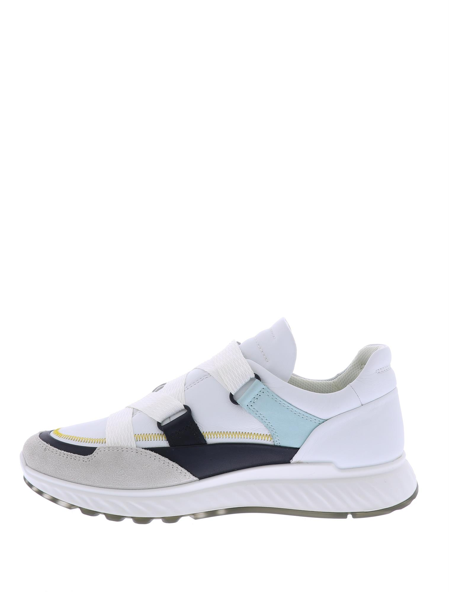 Ecco St. 1 W Shadow White Lage Sneakers Sneakers Nolten