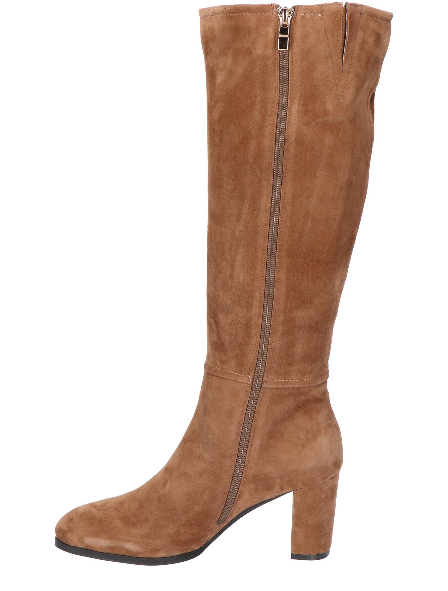 Di Lauro Lotus Brown Lange Laarzen Boots Nolten