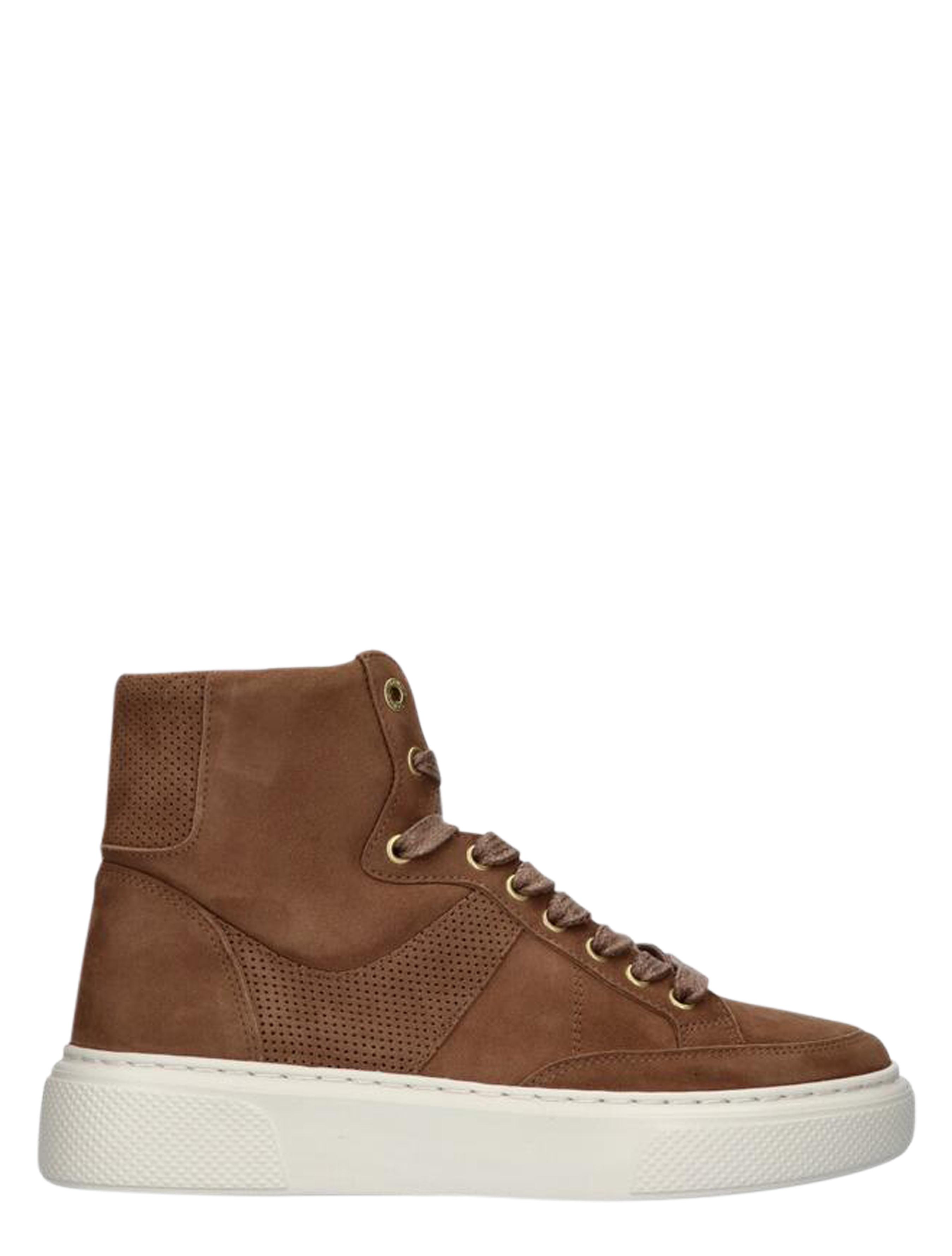 Tango Alex 12-b Brown Sneakers hoge-sneakers