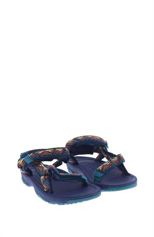 Teva Hurricane XLT Blue Yellow