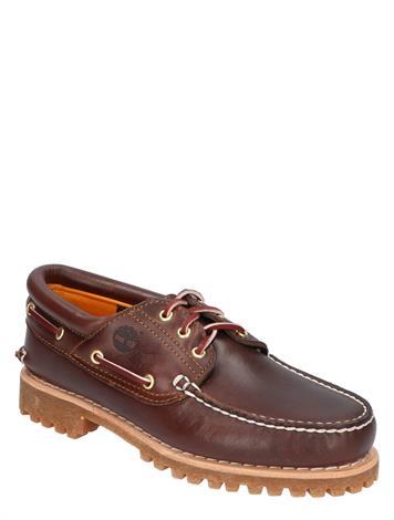 Timberland Authentics 3 Eye Classic Brown