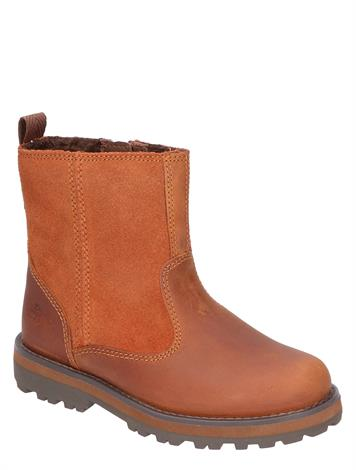 Timberland Courma Kid Lined Boot Mid Brown Full Grain