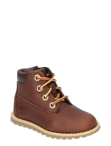 Timberland Pokey Pine 6 Inch Boot Dark Brown Full Grain