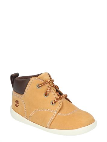 Timberland Tree Sprout Lace Dark Yellow Nubuck