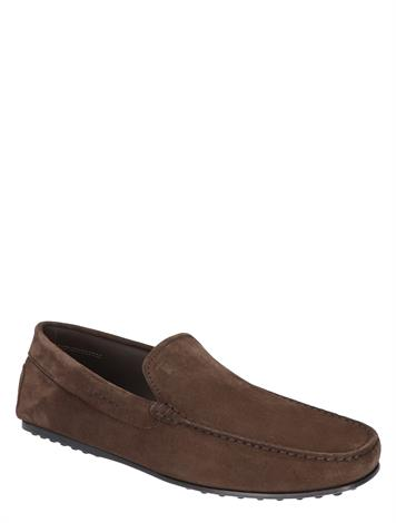 Tod's City Gommino Driving Shoe Brown