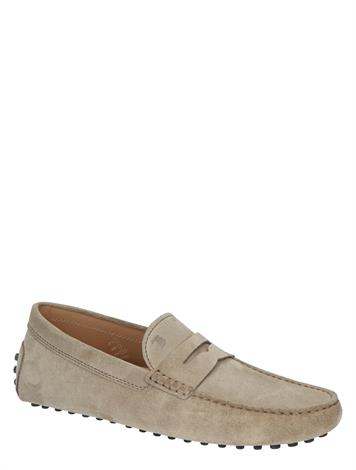 Tod's Gommino Driving Shoe Beige