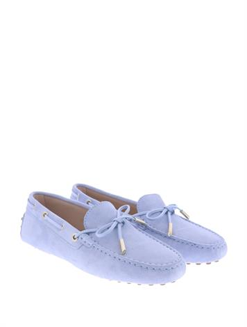 Tod's Gommino Driving Shoes Blue
