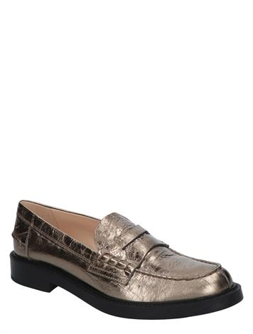 Tod's Loafers in Leather Oro