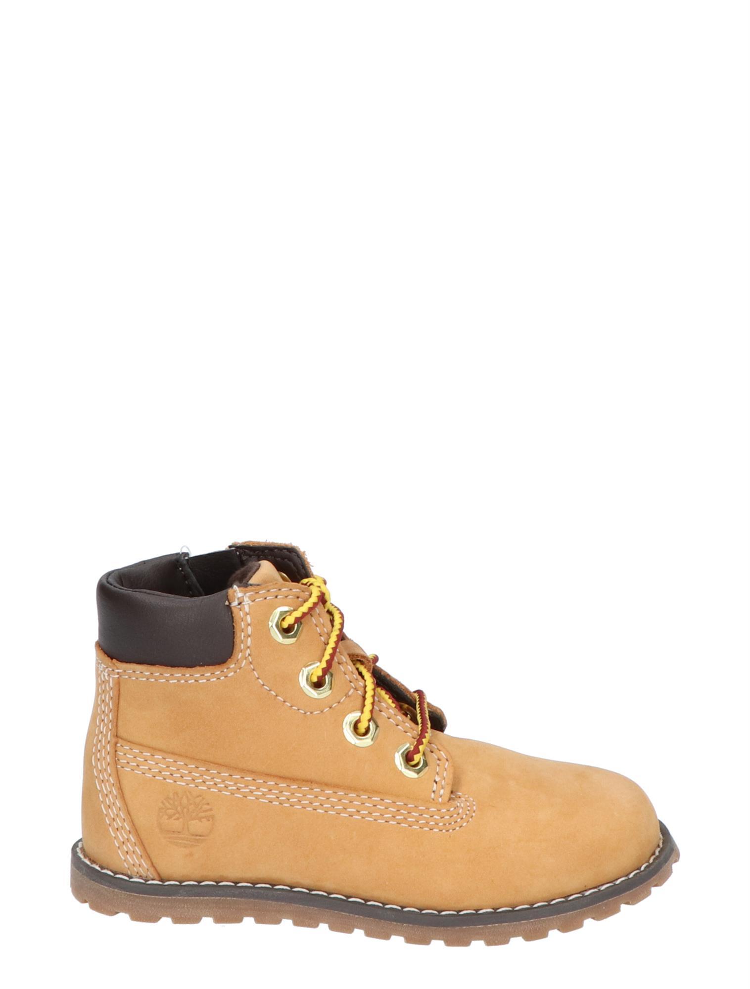 Timberland Pokeypine Boot Wheat Veter Boots Boots Nolten