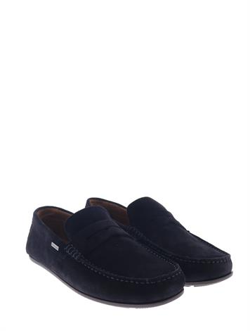 Tommy Hilfiger Classic Suede Penny Midnight