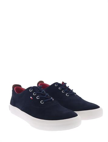 Tommy Hilfiger Core Thick Suede Midnight