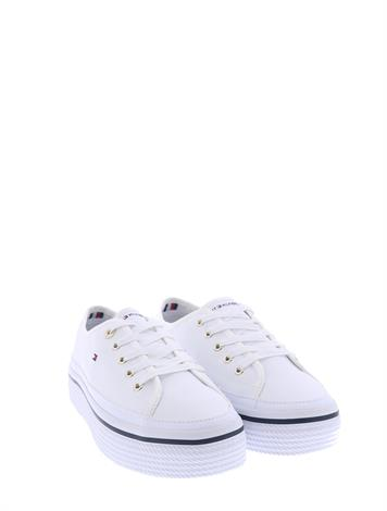 Tommy Hilfiger Corporate Flatfor White