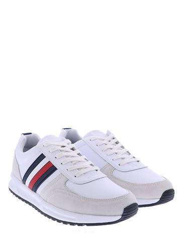 Tommy Hilfiger Corporate Runner White